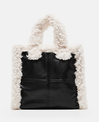 Lolita Shearling Bag Women Stand Studio 000290560042790 1