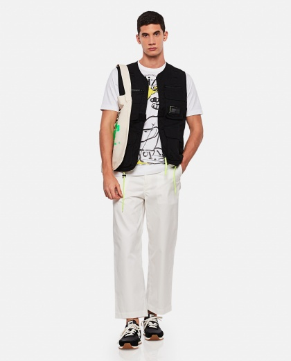Trousers with low waist Men Junya Watanabe 000229500033868 2
