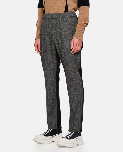 Prince of Wales trousers Men Givenchy 000280060041273 1