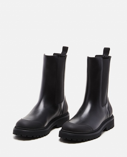 Chelsea Patty boot Women Moncler 000308900045293 2