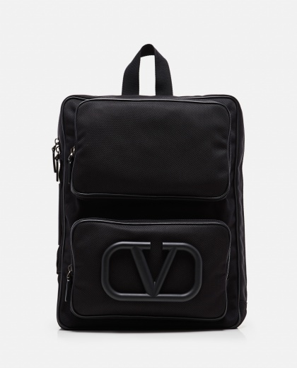 Valentino Garavani Supervee Nylon Backpack Men Valentino 000294840043370 1