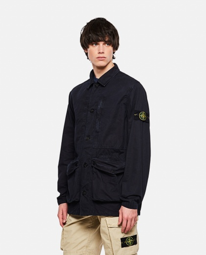Vintage canvas three-pocket jacket Men Stone Island 000292480043057 1