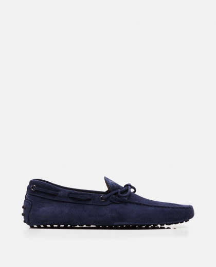 Suede moccasin Men Tod's 000086070013391 1
