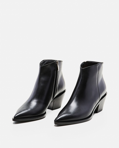 Ankle boots with zip Women Gianvito Rossi 000260120038501 2