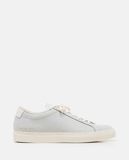 Achilles Low sneakers in nabuk leather Men Common Projects 000305520044800 1