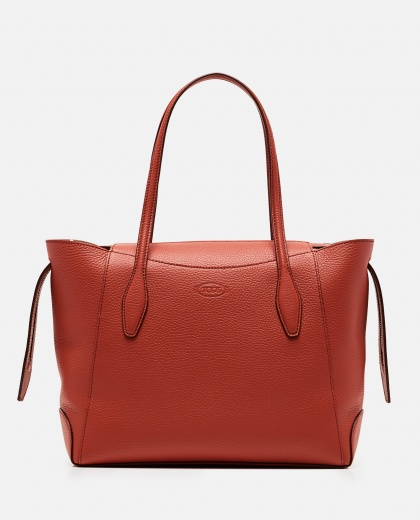 Leather Medium shopping bag  Women Tod's 000296960043672 1