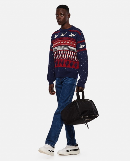 West X-Mas Eve Fairisle sweater Men Alanui 000295330043428 2