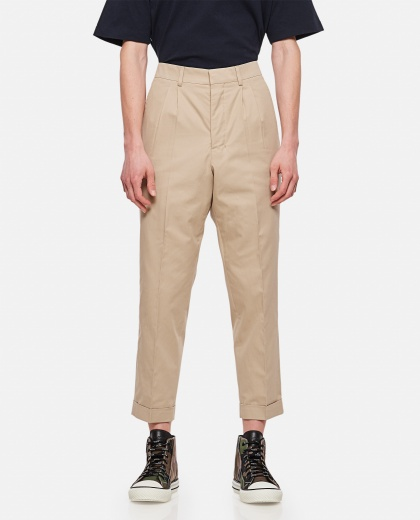 AMI PARIS Carrot fit trousers Men AMI Paris 000291360042905 1