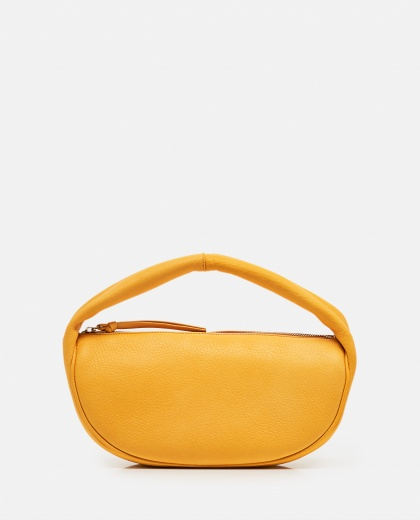 Cush hammered leather bag Women By Far 000285460042069 1