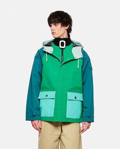 NYLON JACKET WITH HOOD Men J.W. Anderson 000293060043164 1