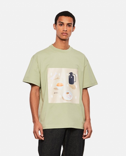The Tableau t-shirts Men Jacquemus 000293840043254 1