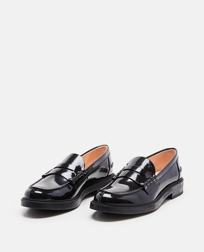 Leather moccasin Women Tod's 000255570037767 2