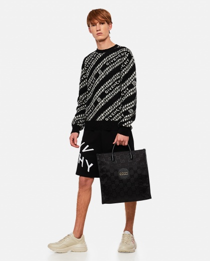 Pullover GIVENCHY Chaîne in jacquard Donna Givenchy 000280440041322 2