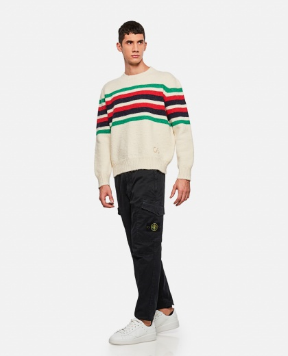 Alpaca wool  pullover  Men Gucci 000269640039733 2