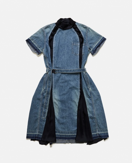 Denim dress Women Sacai 000190150028247 2