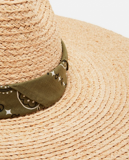 San Antonio straw hat Women Alanui 000303740044583 2