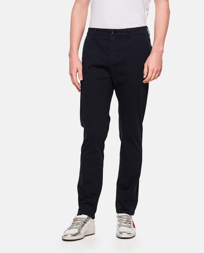 Long classic trousers  Men Department Five 000232480034296 1