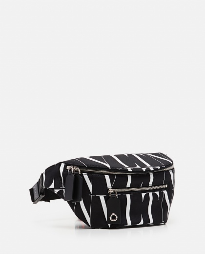 VLTN TIMES BELT BAG IN NYLON Men Valentino 000263790038987 2