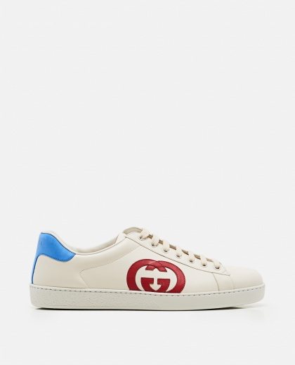 Ace men's sneaker with GG