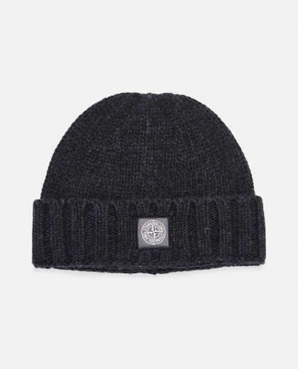 Cap with application Men Stone Island 000271010039929 1