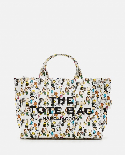 Peanuts x Marc Jacobs the small traveler tote bag