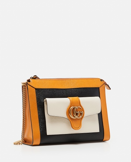 Shoulder bag with Double G small size Donna Gucci 000287520042386 2