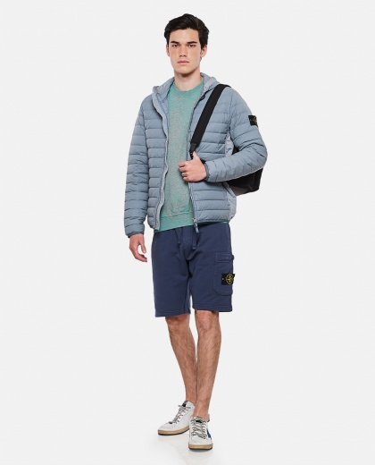 Piumino in nylon  stretch  Uomo Stone Island 000292460043053 2