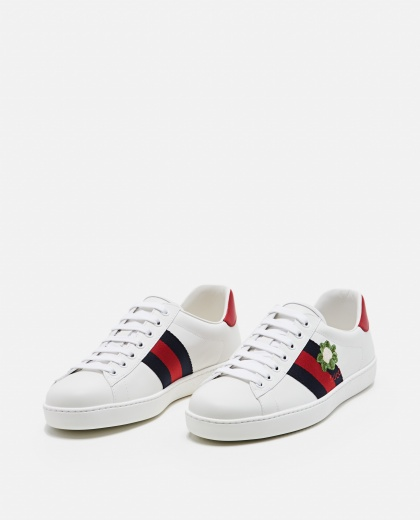 Ace embroidered men's sneaker Men Gucci 000267910039519 2