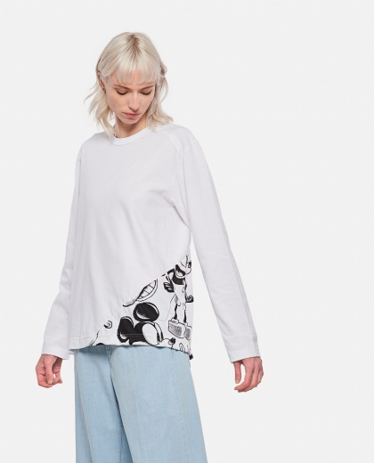 Mickey Mouse shirt Women Comme des Garcons 000316370046349 1