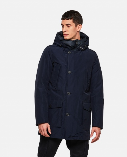 Down filled raincoat Men Woolrich 000279210041170 1