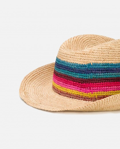 Striped hat Men PS Paul Smith 000233210034458 2