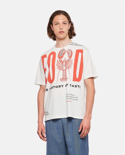 T-shirt with print Men Junya Watanabe 000300860044204 1