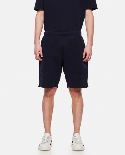 Cotton sports shorts Uomo AMI Paris 000291300042895 1