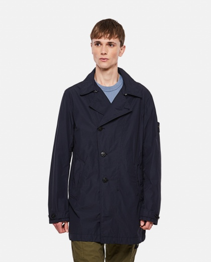 Long sleeve trench coat Men Stone Island 000292470043054 1