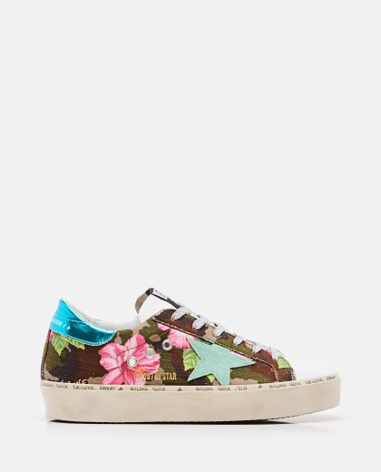 Sneaker Hi Star in canvas Donna Golden Goose 000286760042299 1