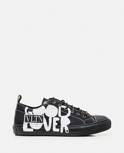 Valentino Garavani Giggies Lovers Language low-top sneaker Men Valentino 000264100039021 1