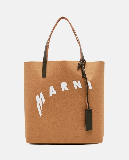 Shopping bag in cellulosa Donna Marni 000289880042701 1