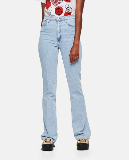 Real-Life Rigid Comfort Stretch Denim Women J Brand 000288060042449 1