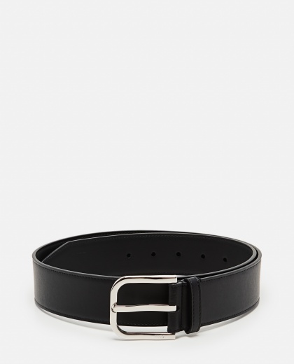 Belt with leather details Men Fendi 000266910045535 1