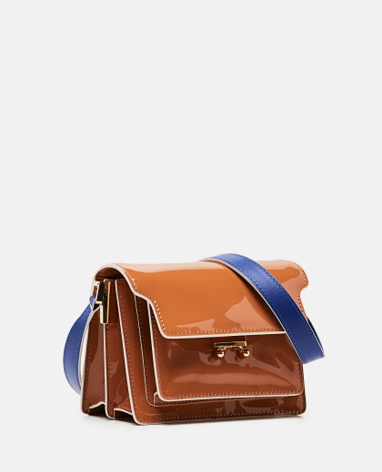Trunk Mini leather shoulder bag Women Marni 000289810042685 2
