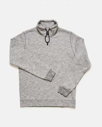 Sweatshirt with high cotton collar Men Stone Island 000194780029063 2