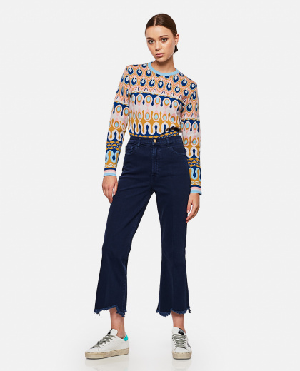 Patterned sweater Women La DoubleJ 000268450039589 2
