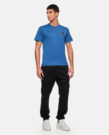 Cotton jersey T-shirt Men Stone Island 000270990039922 2