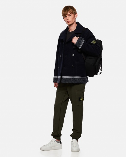 Double-breasted coat  Men Stone Island 000270790039869 2