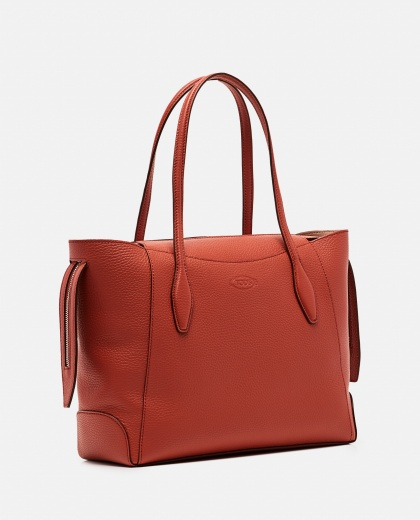 Leather Medium shopping bag  Women Tod's 000296960043672 2