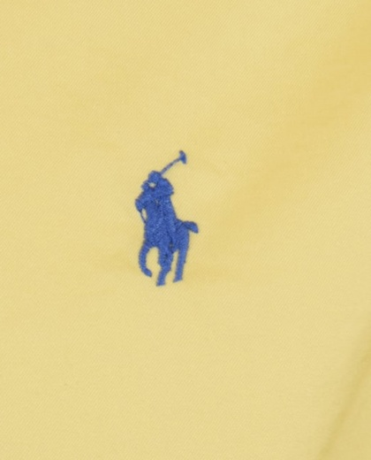 Shirt with embroidered logo Men Polo Ralph Lauren 000235820034844 2