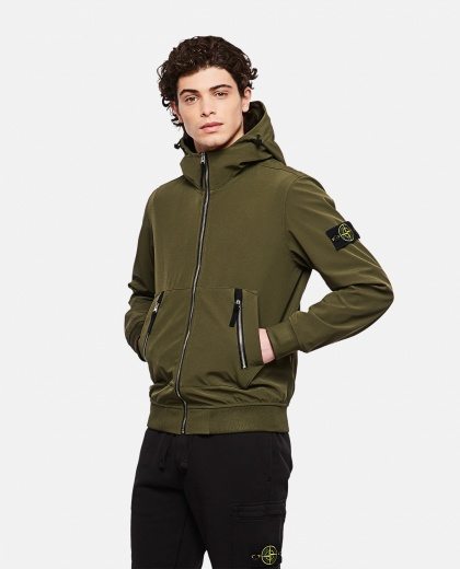 Soft Shell-R light jacket Uomo Stone Island 000292490043059 1