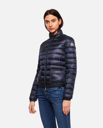 Lans lightweight nylon down jacket Women Moncler 000233510046150 1