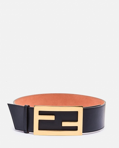 Back leather  High belt  Women Fendi 000241750035786 1