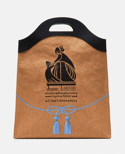 Shopping Media Grocery Bag Men Lanvin 000309320045375 1